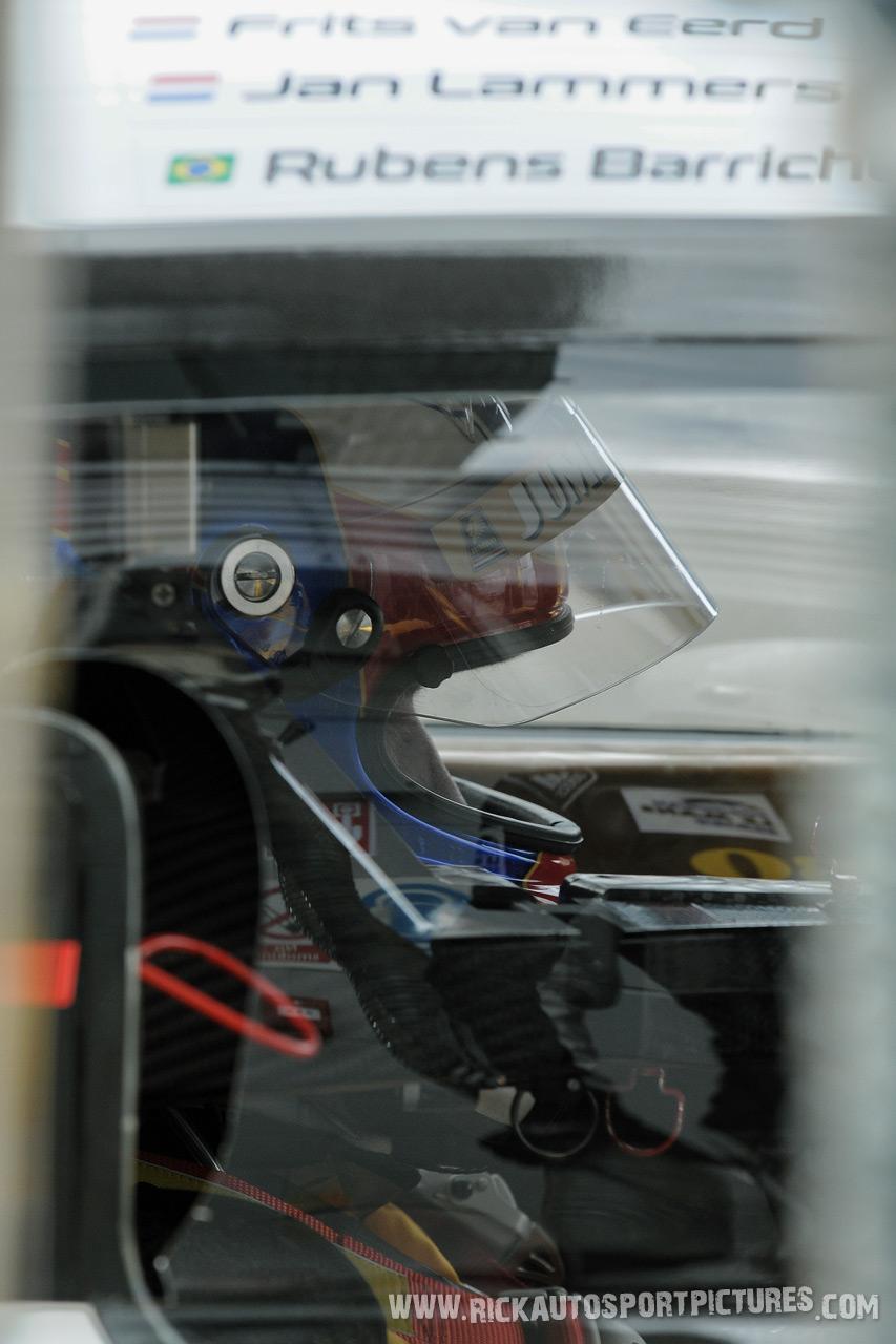 Frits van Eerd Silverstone 2017