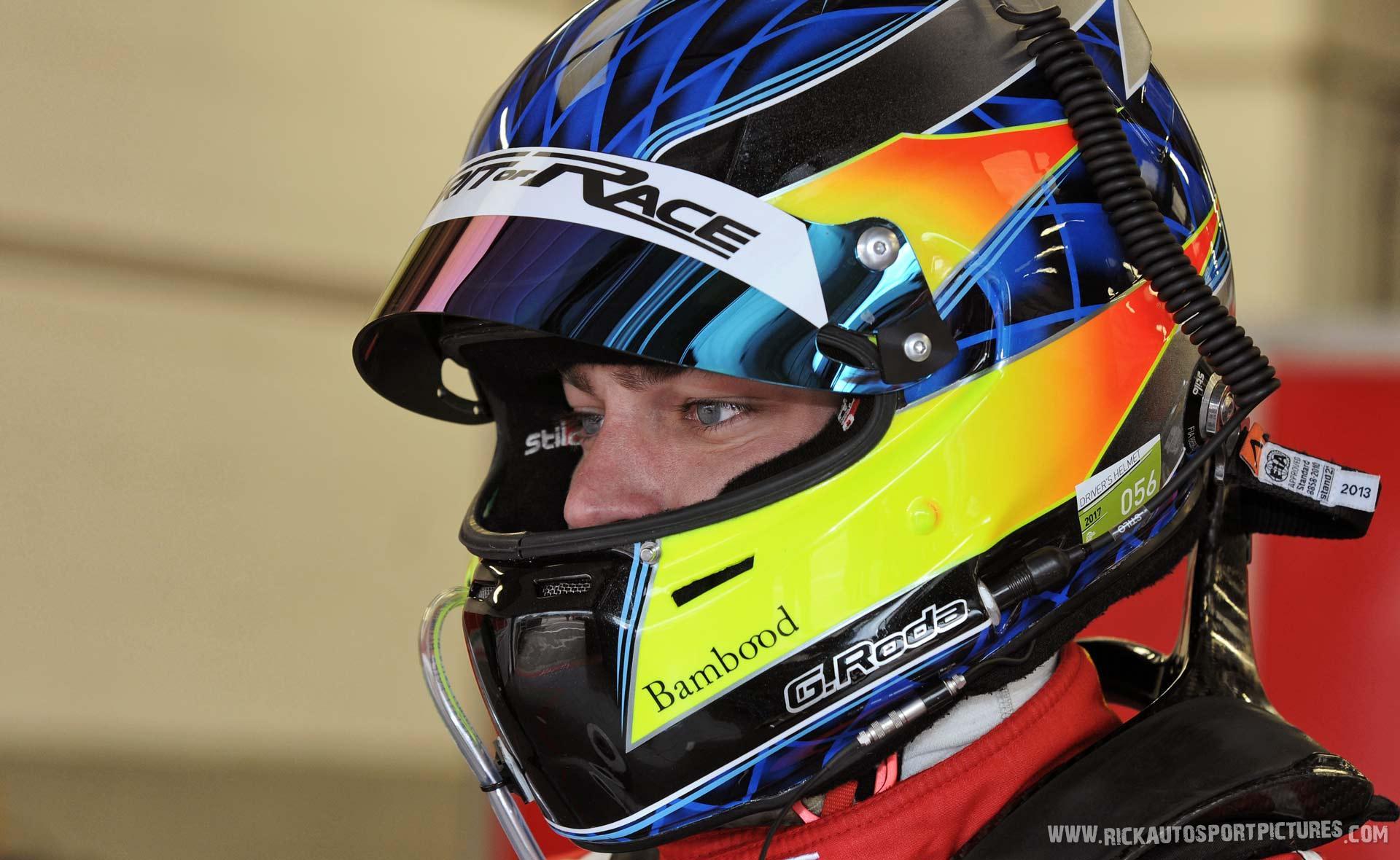 Giorgio Roda Silverstone 2017