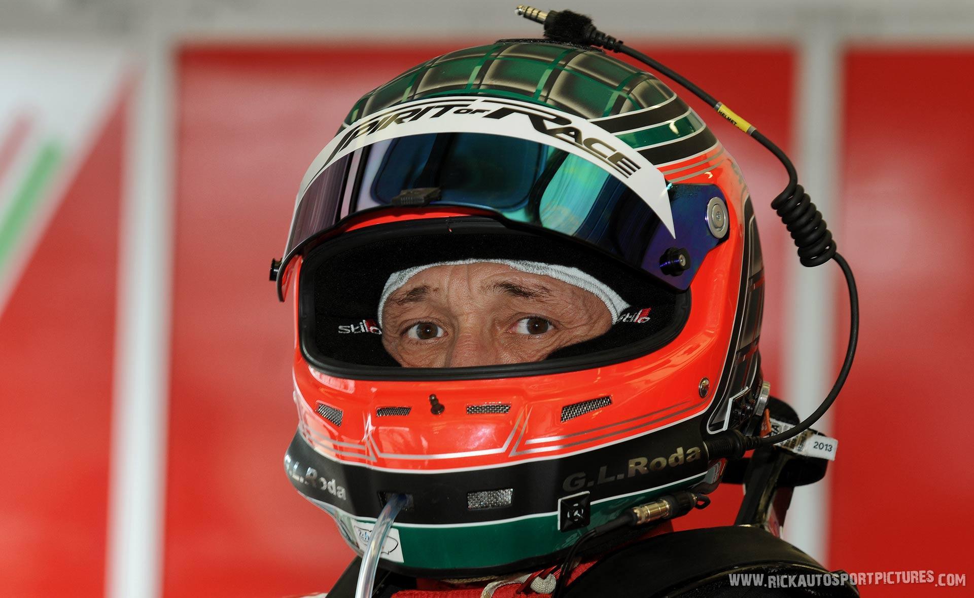 Gianluca Roda Silverstone 2017