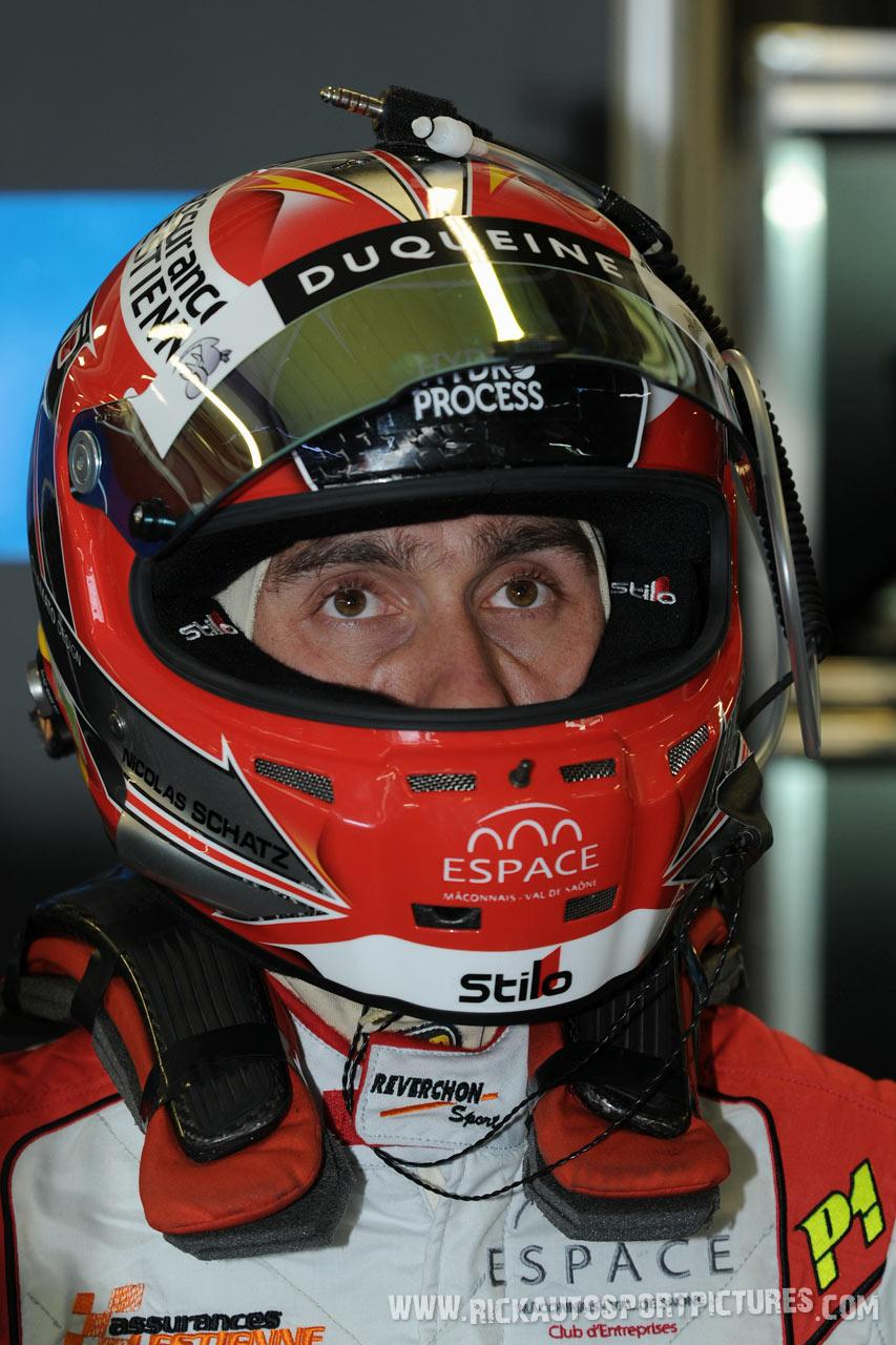 Nicolas Schatz Silverstone 2017