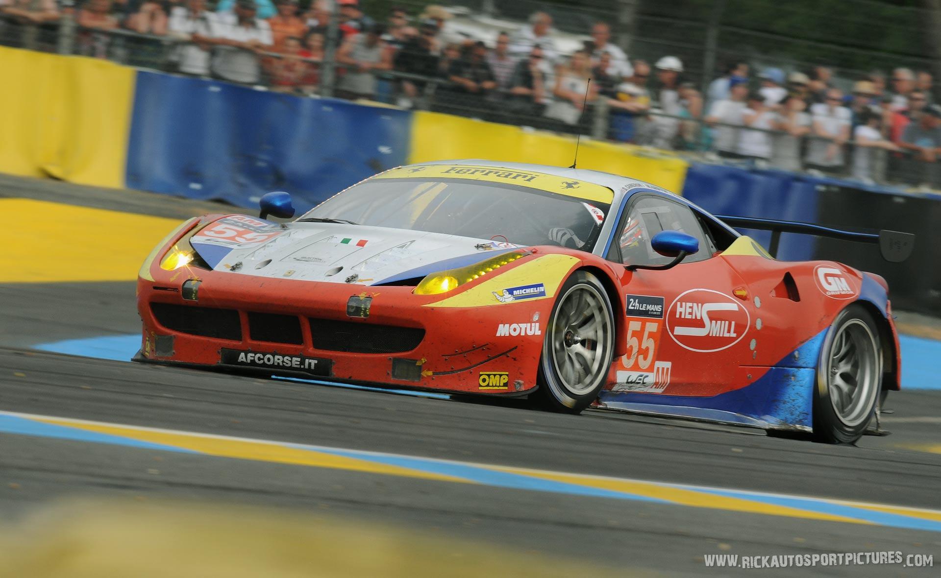 AF Corse Le Mans 2015