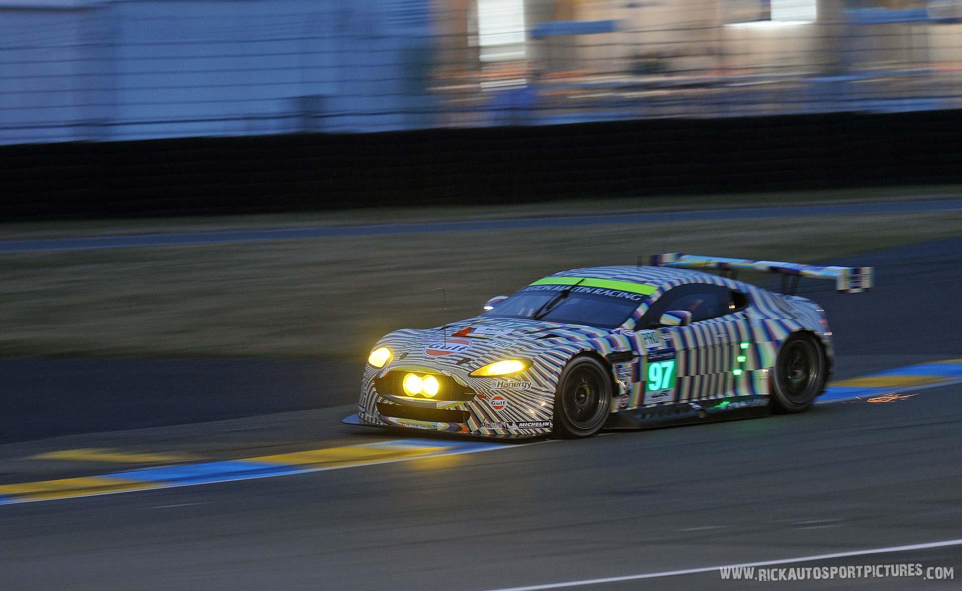 Aston Martin Racing Le Mans 2015
