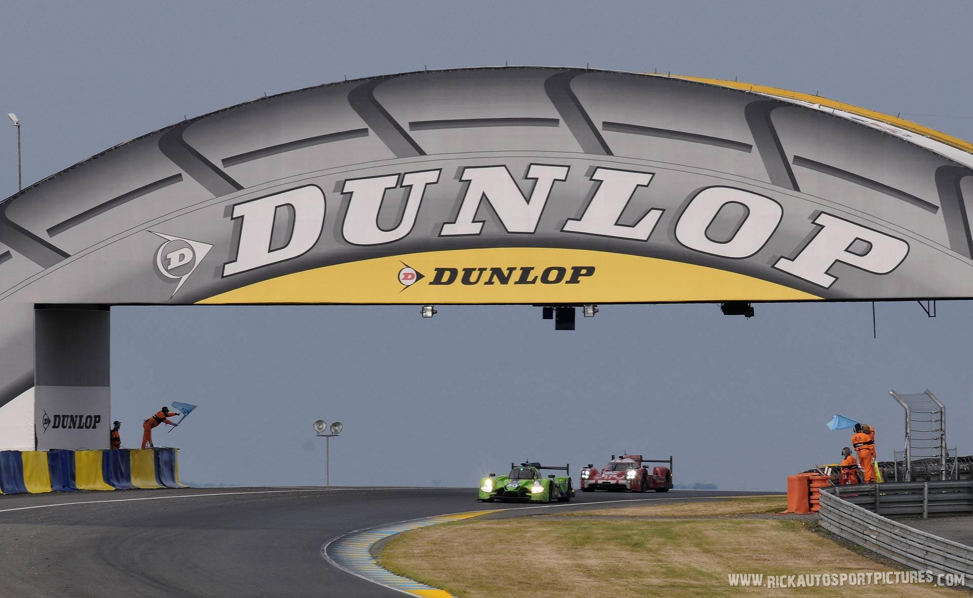 Krohn Racing Le Mans 2015