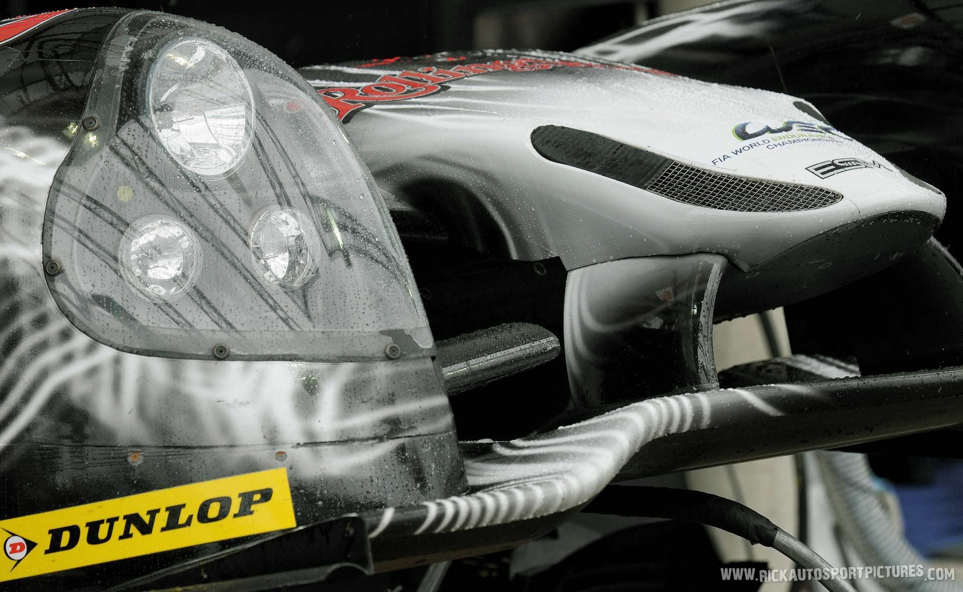 Extreme Speed Motorsports le mans 2015