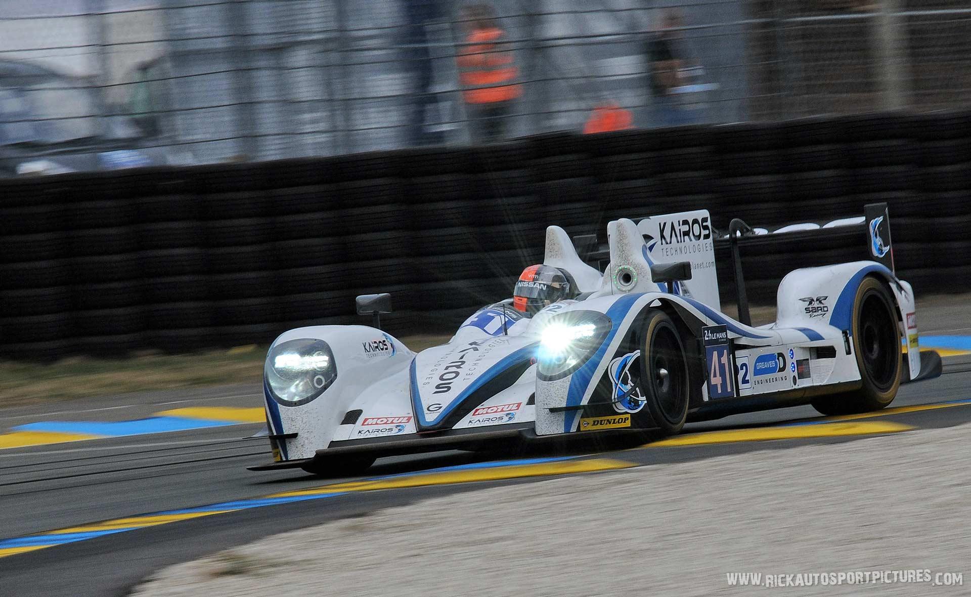 Greaves Motorsport Mans 2015