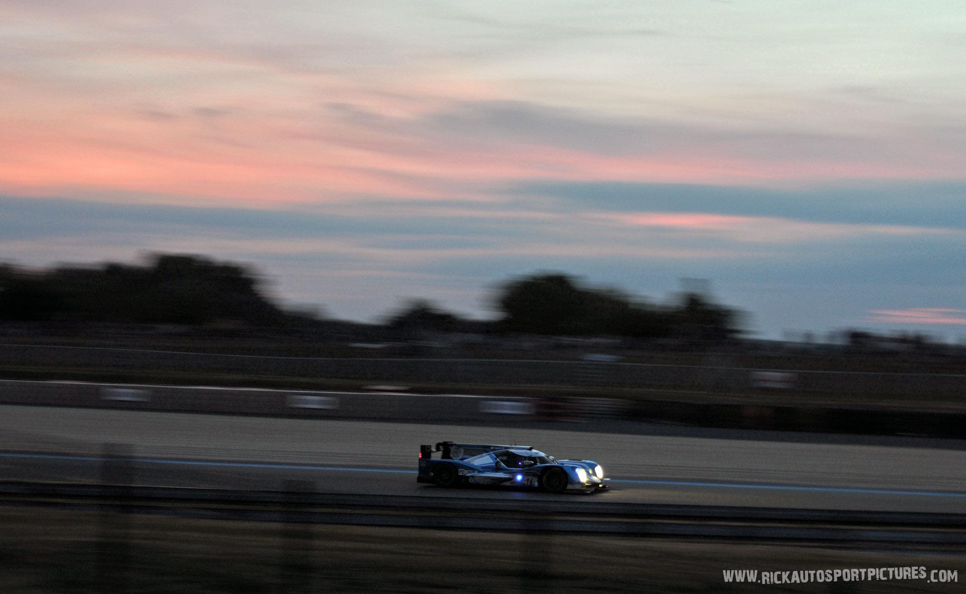 KCMG Le Mans 2015