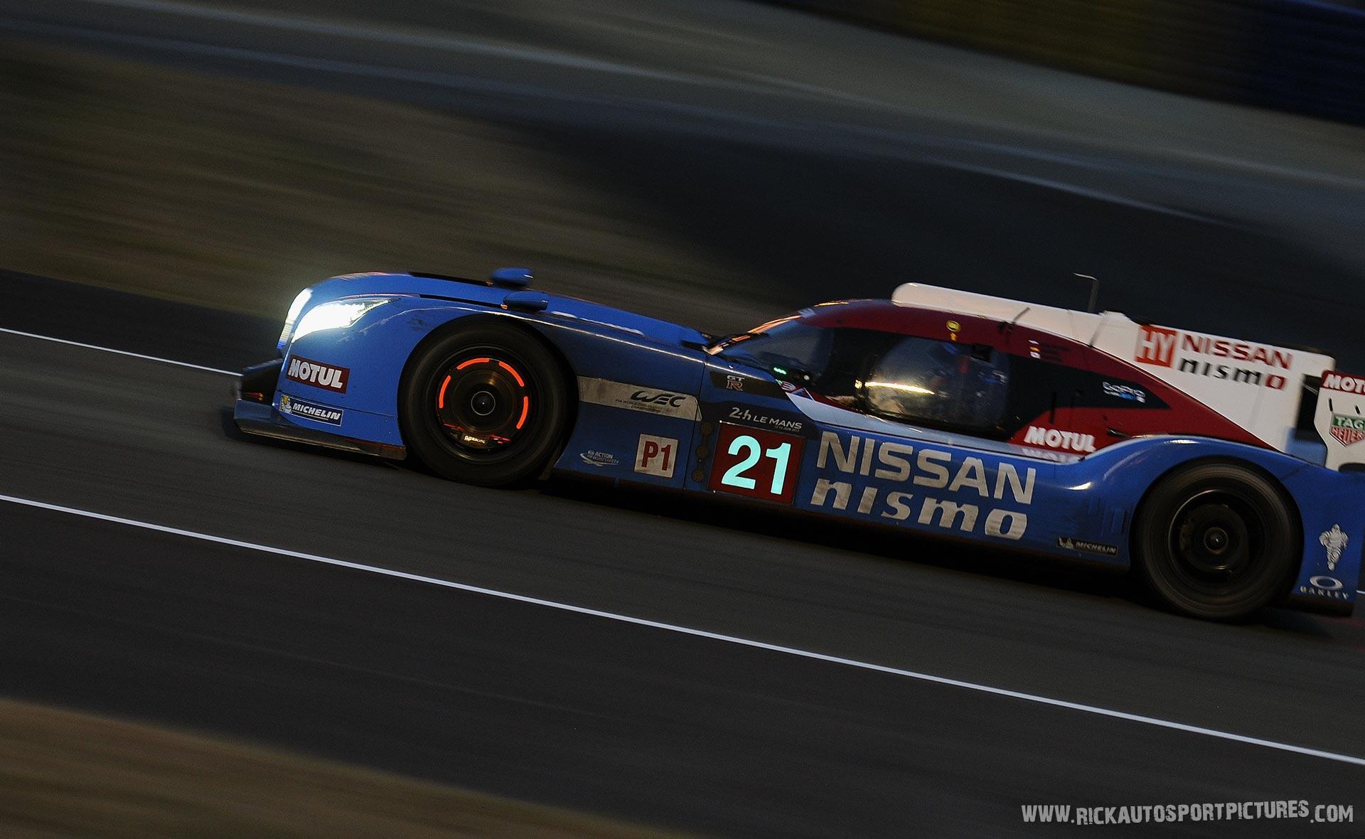 Nissan Motorsports Le Mans 2015