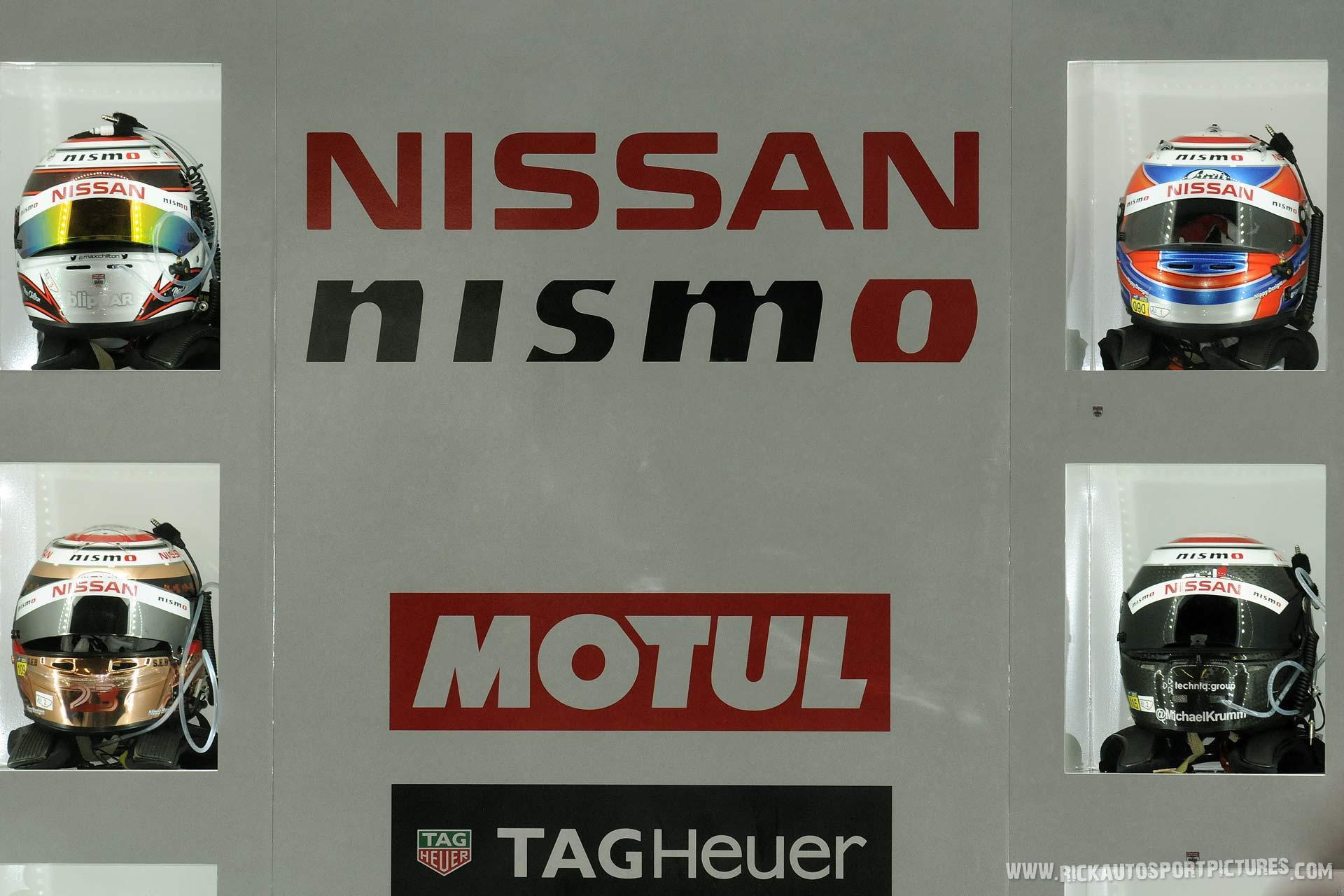 Nissan Le Mans 2015