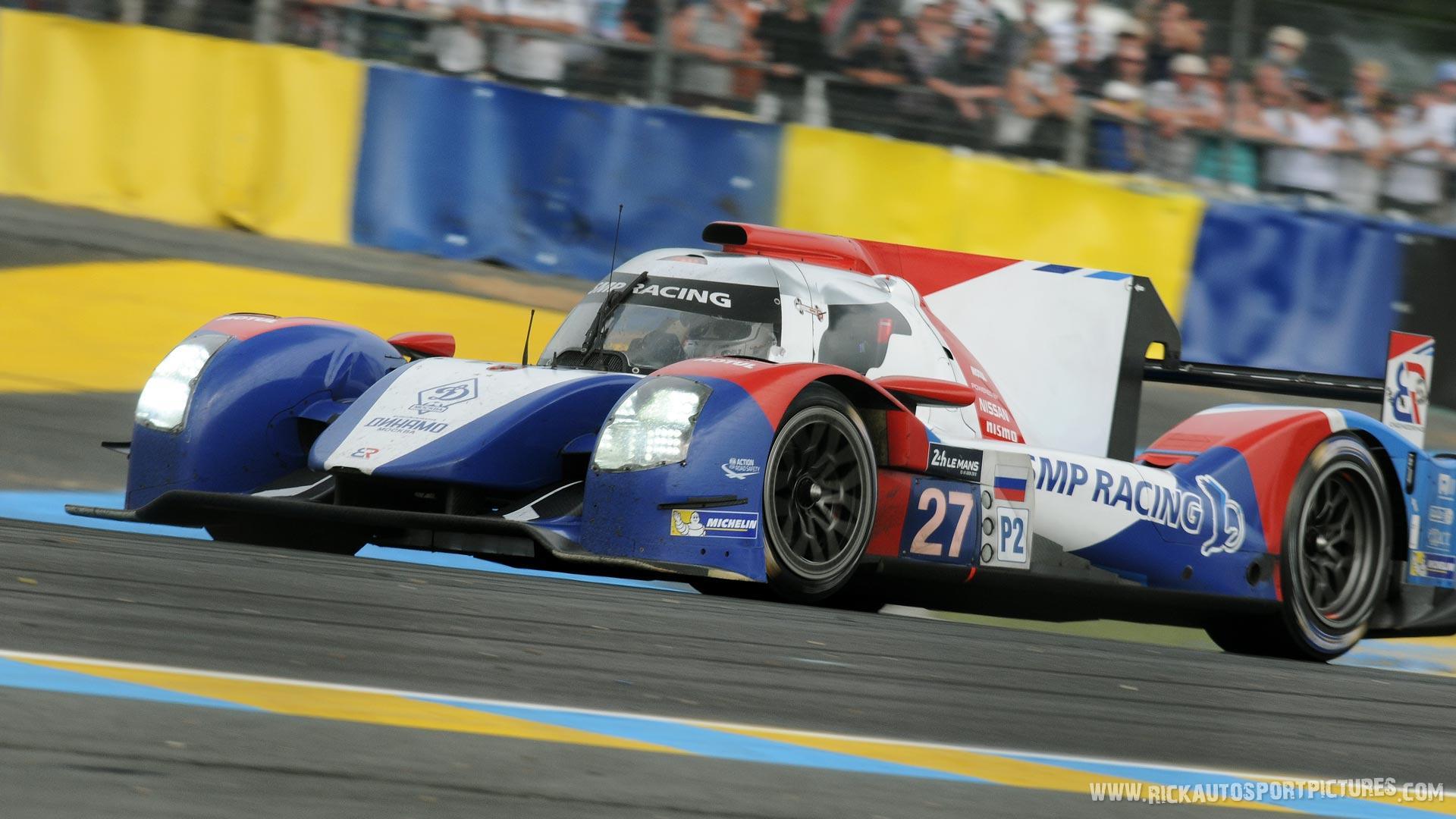 SMP Racing Le Mans 2015 Mediani