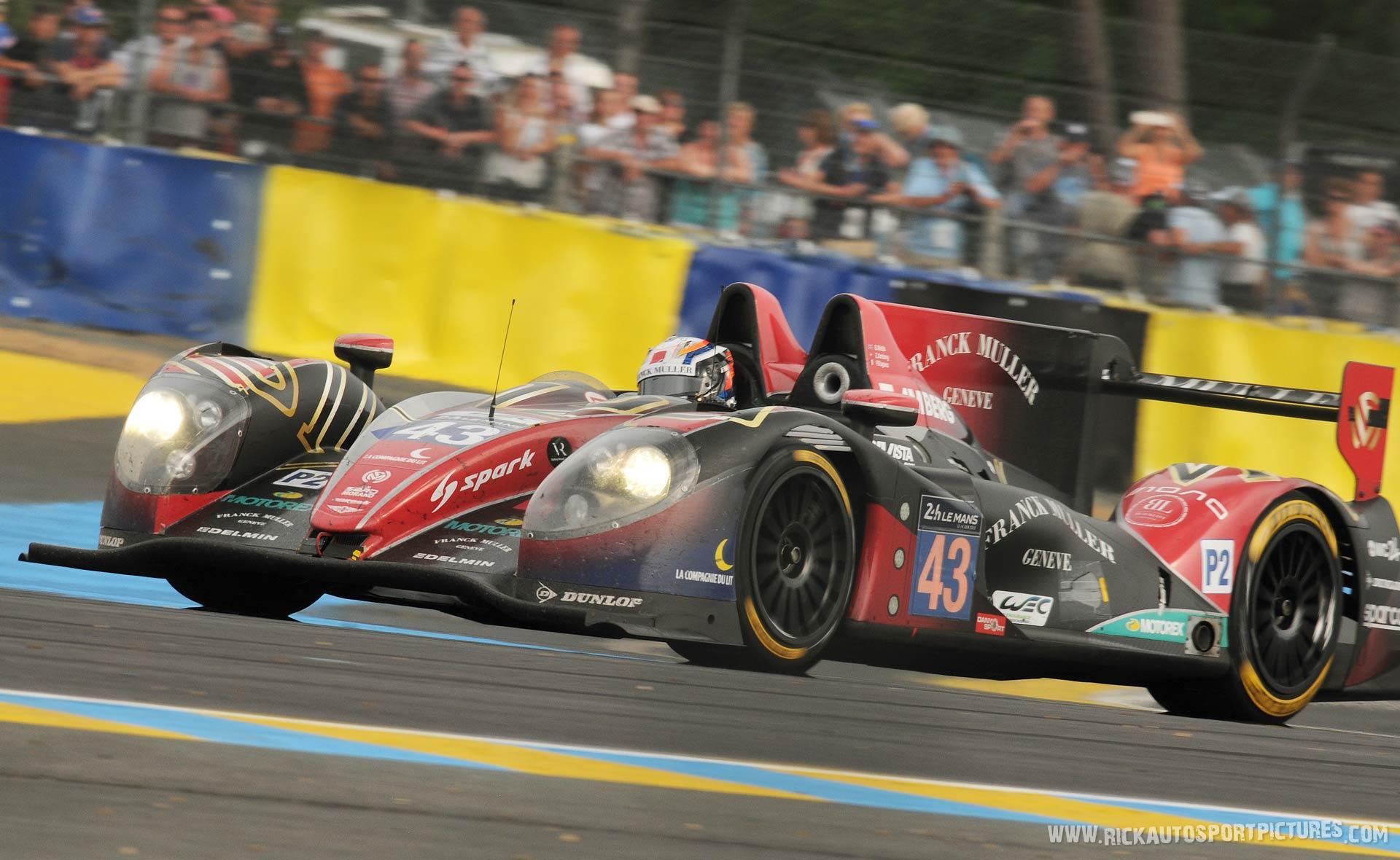 Sard Morand Le Mans 2015