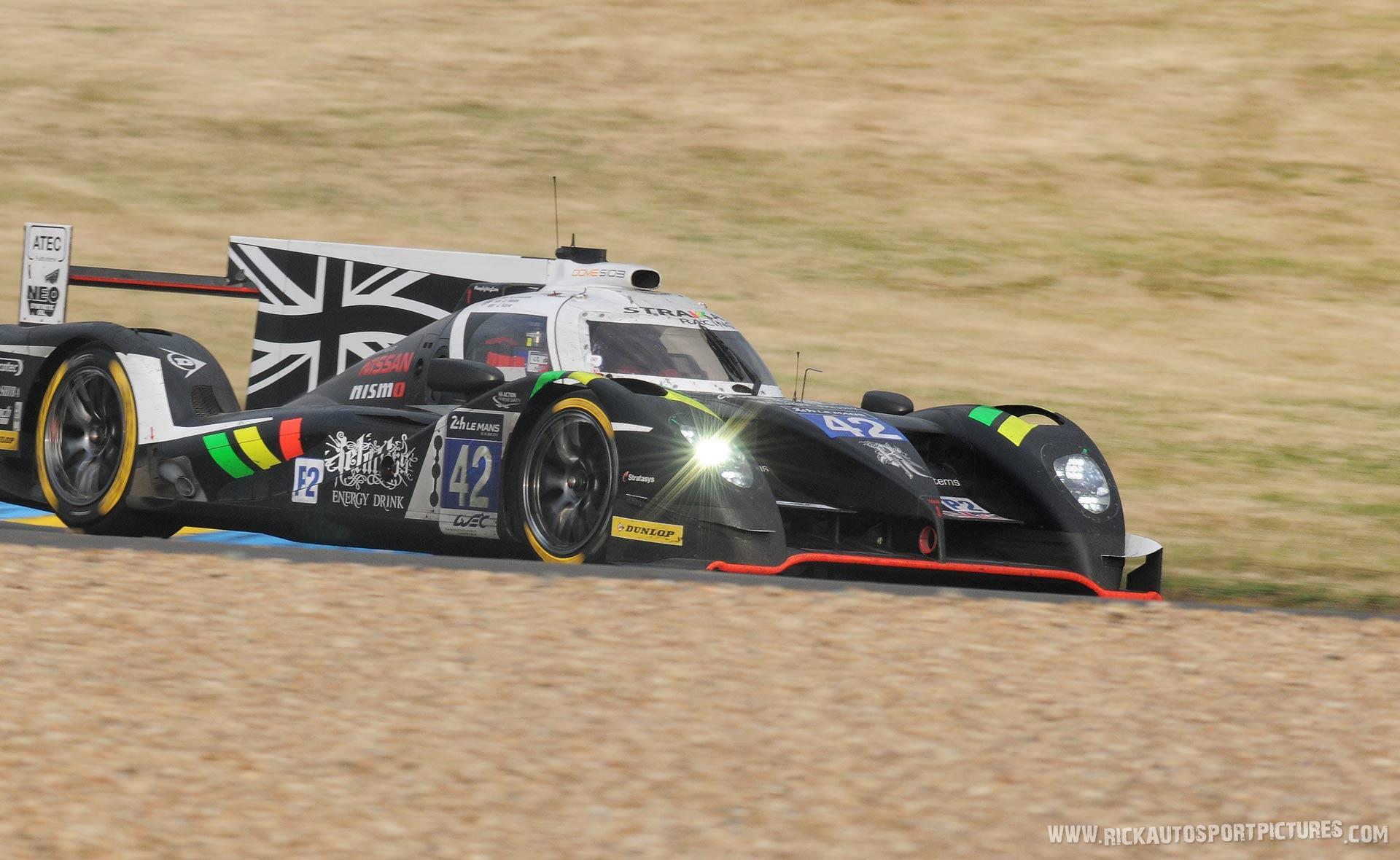 Strakka Racing Le Mans 2015