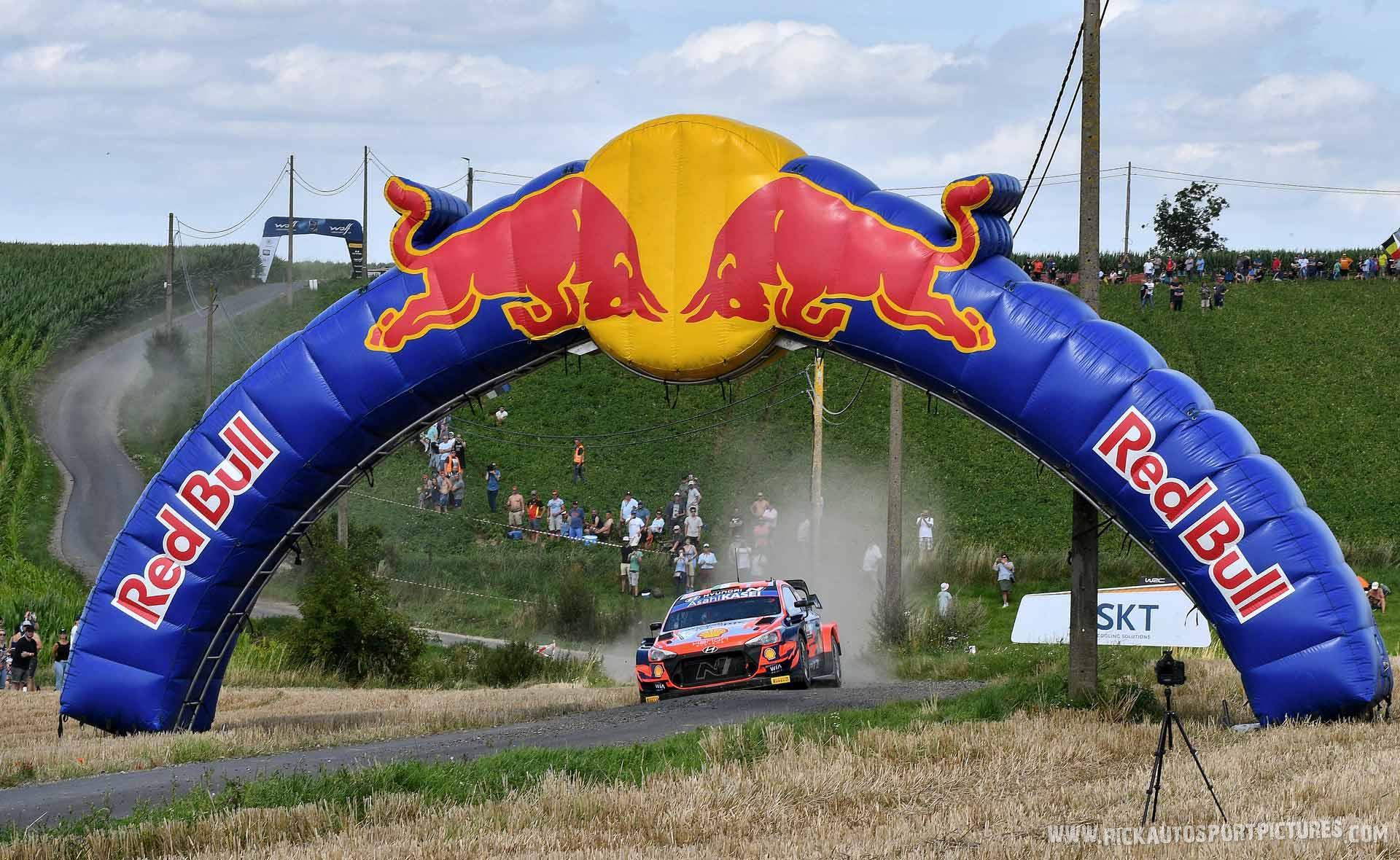 Craig Breen ypres ieper rally 2021