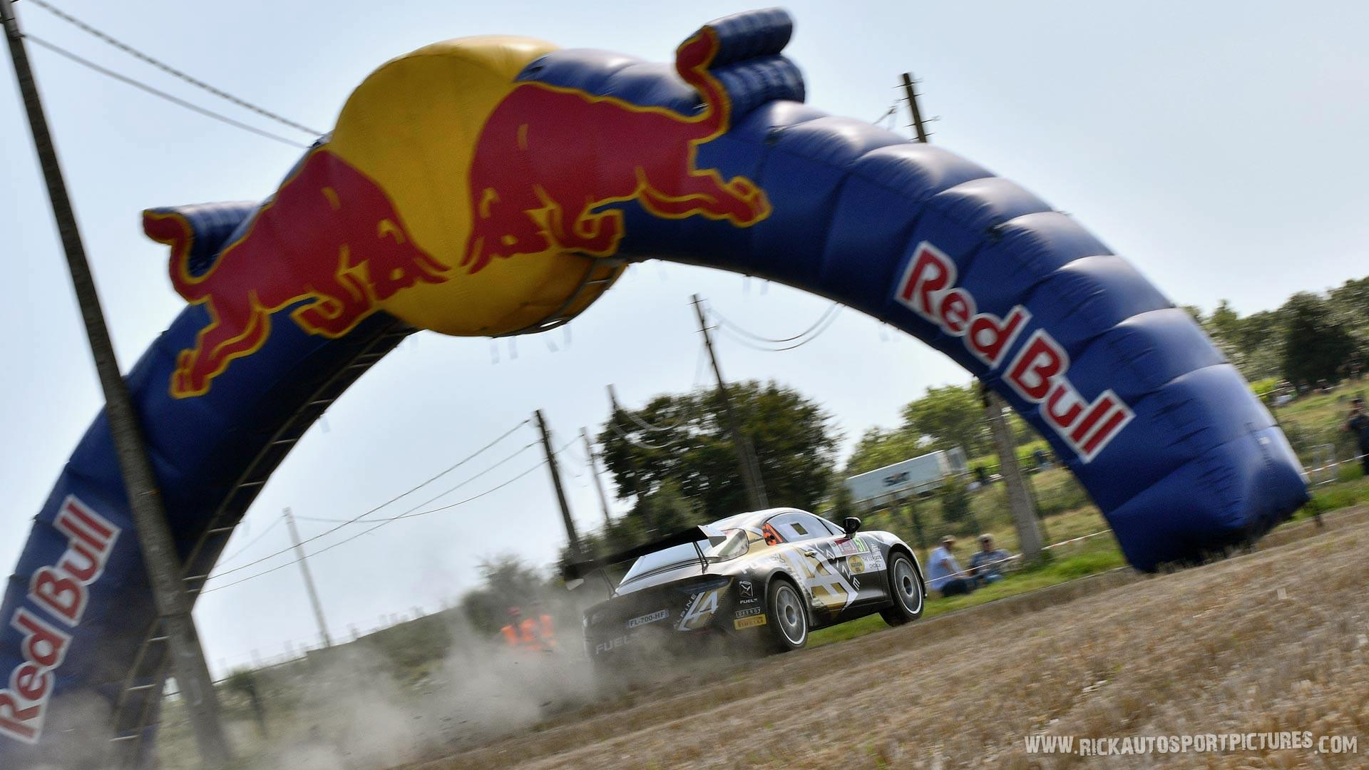 Gino Bux ypres ieper rally 2021