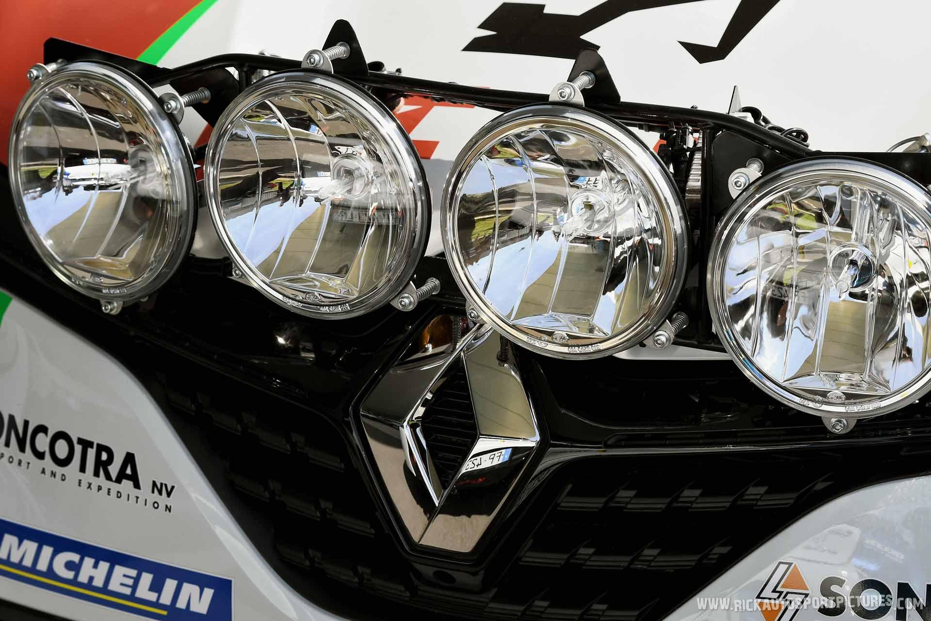 Pyck Renault Clio RSR Rally4