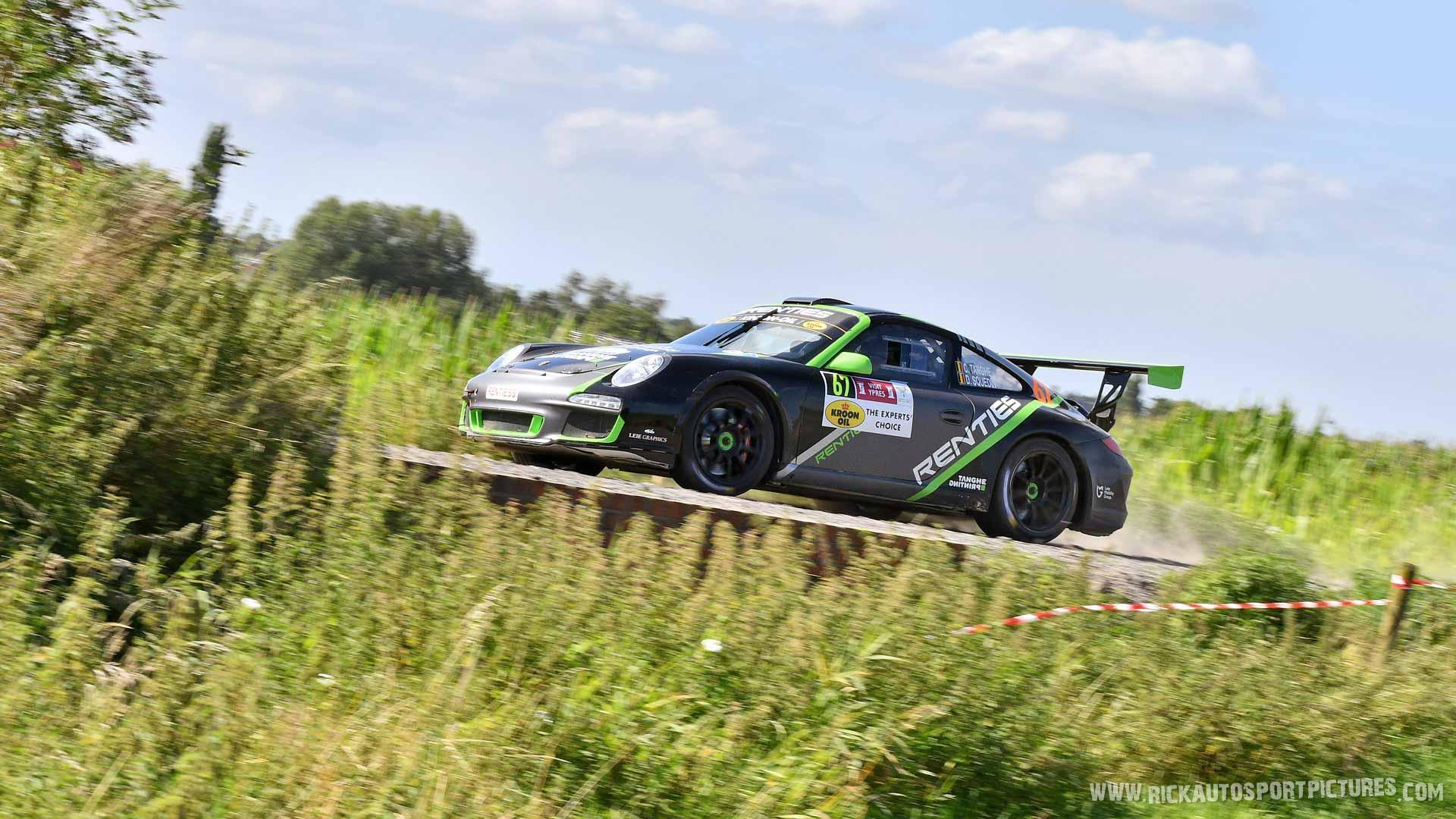 Claudie Thanghe ypres ieper rally 2021
